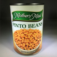 Mothers Maid Pinto Beans 24/15oz