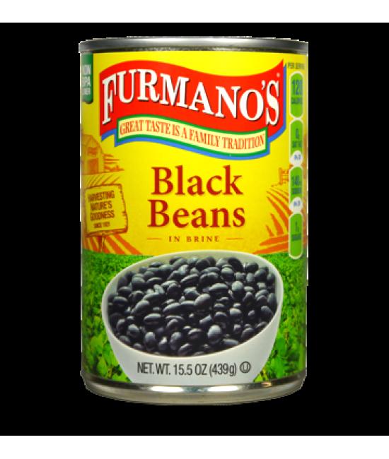 Black Beans 24/15oz