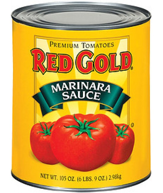 Red Gold Marinara Sauce 6/10