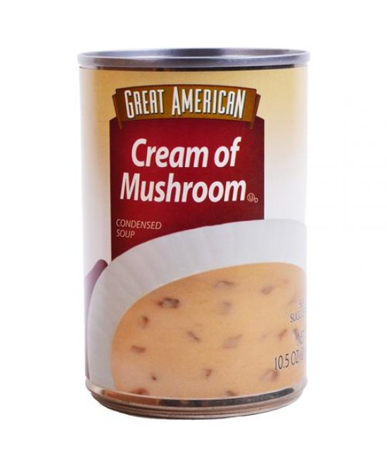Cream of Mushroom Soup 24/10.5oz