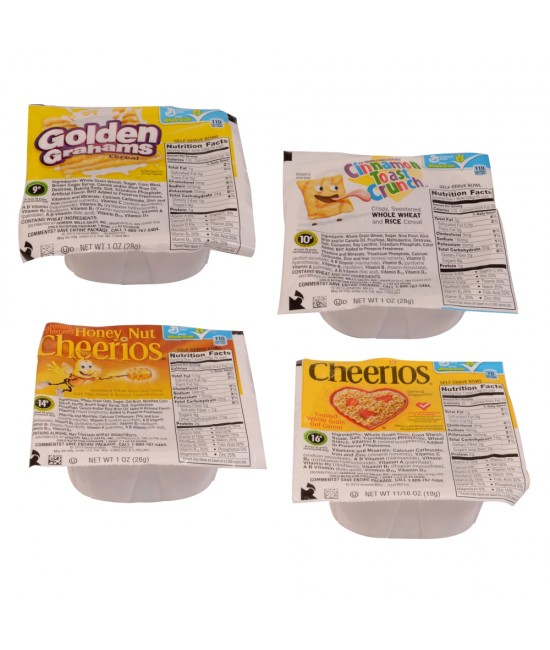 General Mills Assorted Cereal Bowls 96ct