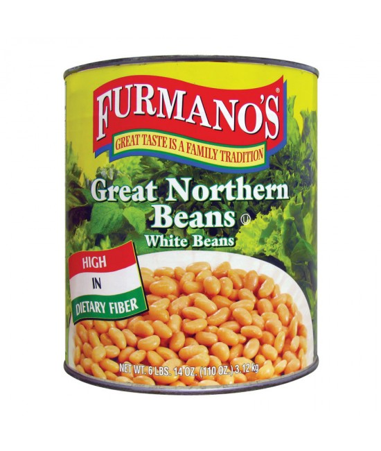 Great Northern Beans 6/10