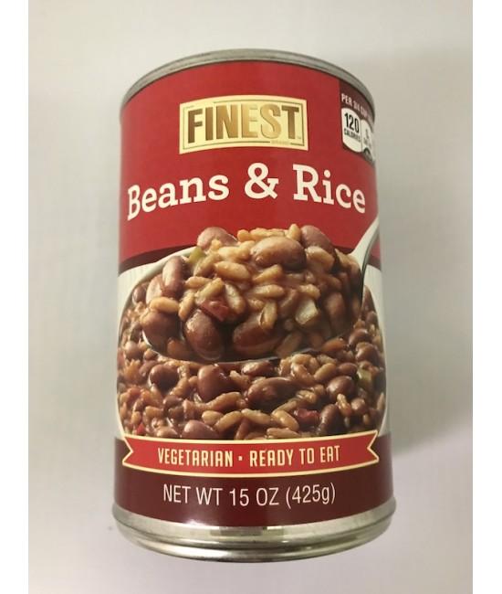Beans & Rice 12/15 oz