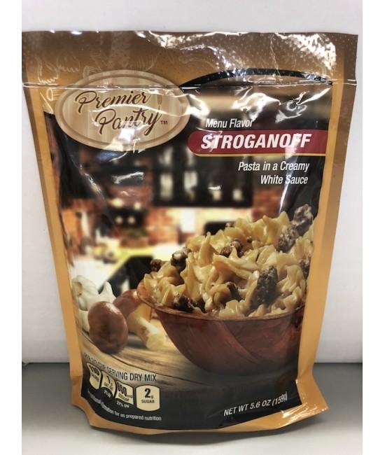 Stroganoff Dinner Pouch 24/5.6oz  (BB 1-23-19)