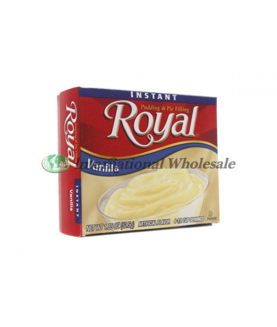 Royal Instant Pudding 12/1.8oz