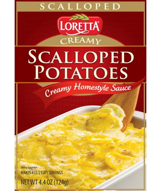 Scalloped Potatoes 12/4.9oz