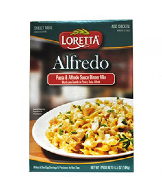 Dinner: Alfredo 24/5.8oz