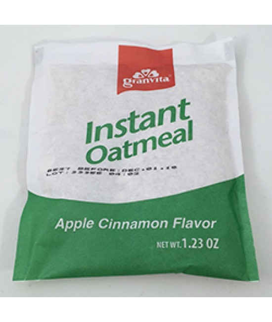 Instant Oatmeal 120/1.23oz