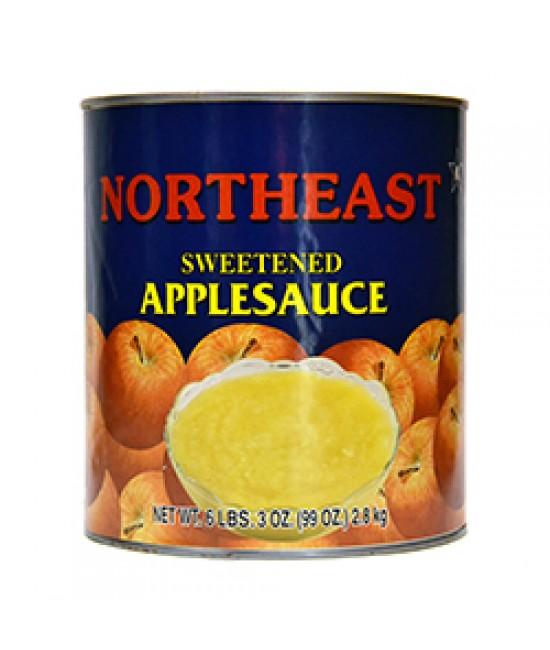 Applesauce Unsweetened 6/10