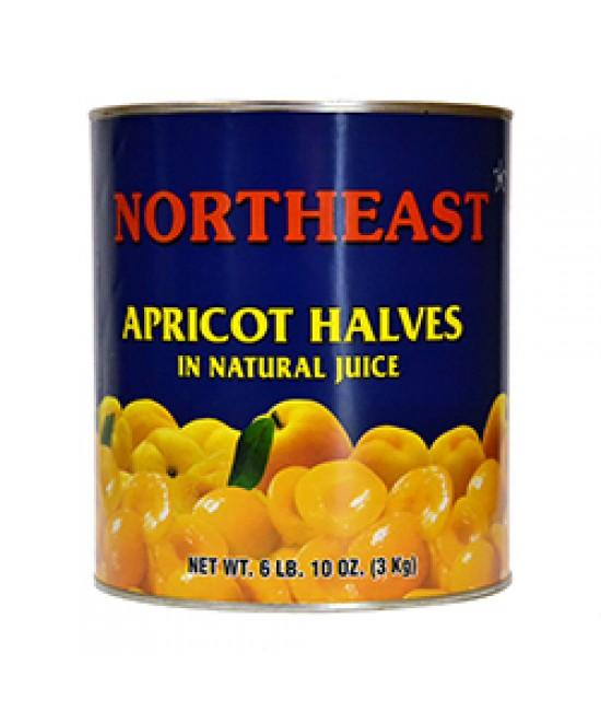 Apricot Halves 6/10