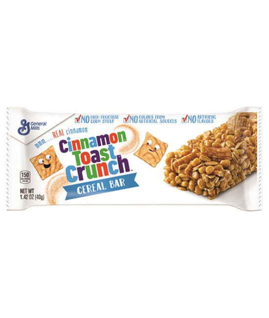 Cinnamon Toast Crunch® Cereal Bar
