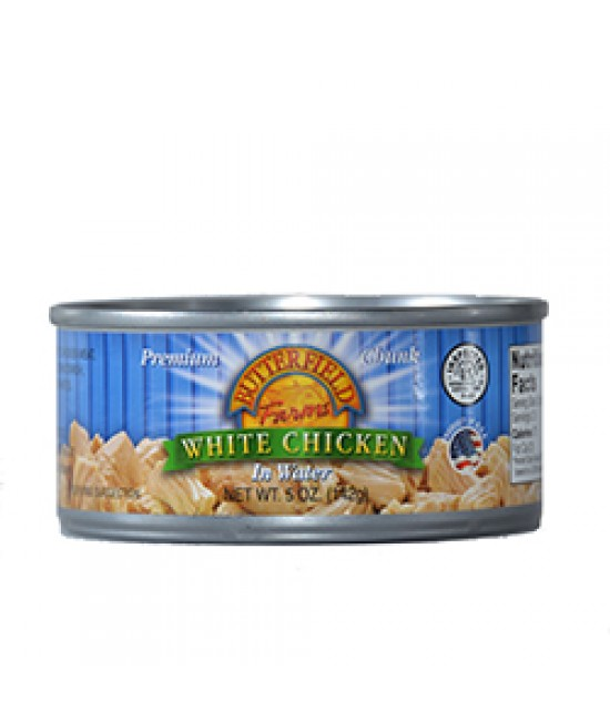 Canned Chicken 24/5oz