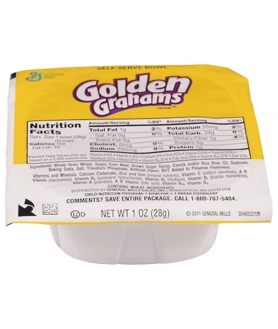 Golden Grahams™ Bowlpak Cereal