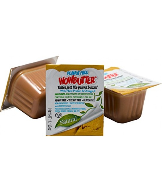 Wowbutter Peanut Free Spread Cup