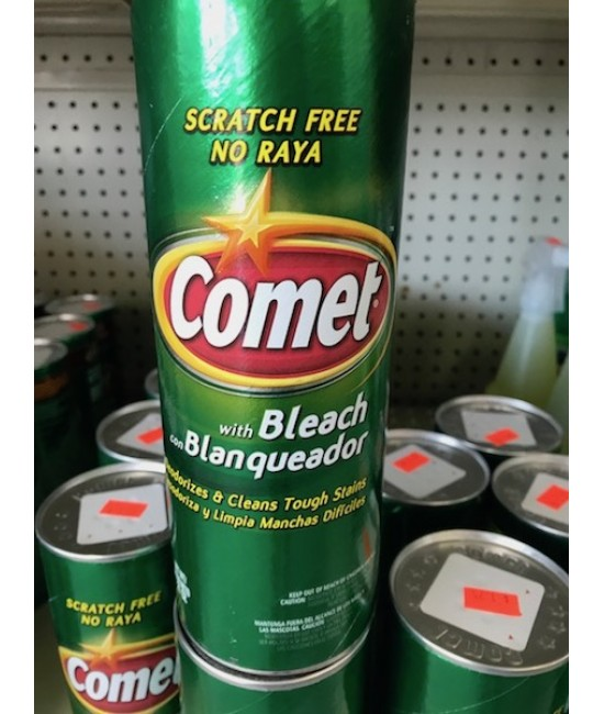 Comet with Bleach 24/21oz
