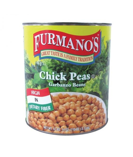 Garbanzo Beans 6/10