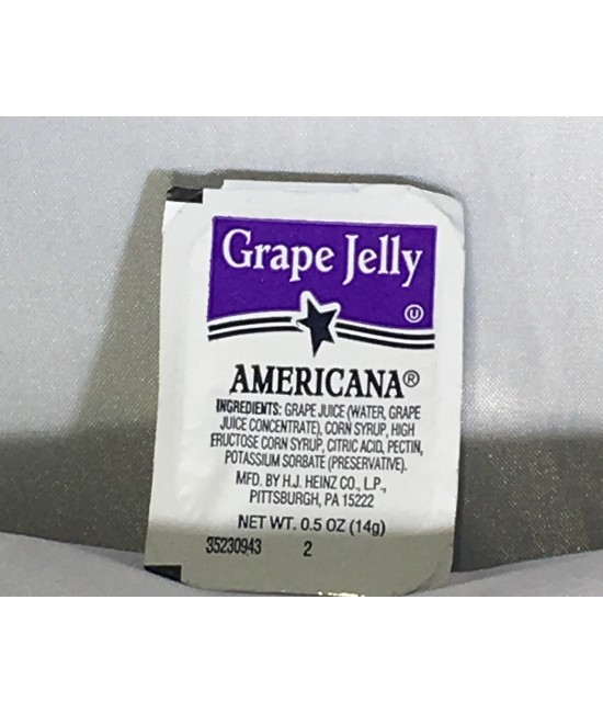 Grape Jelly 200/.5oz