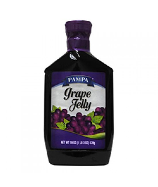 Jelly: Grape 12/19oz