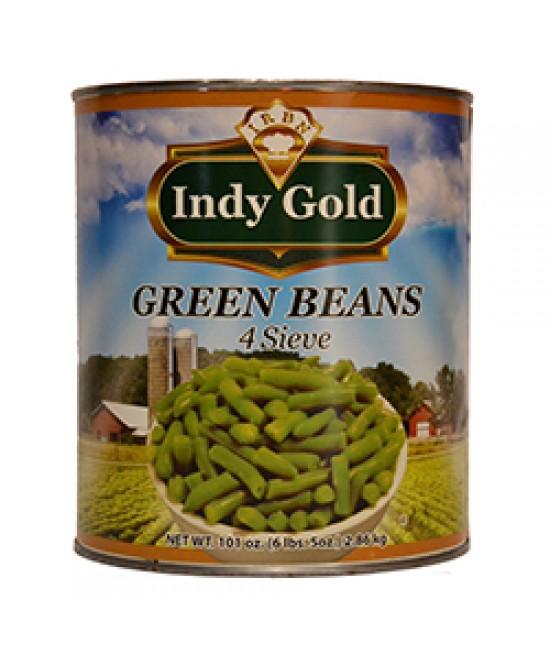 Green Beans Cut 6/10