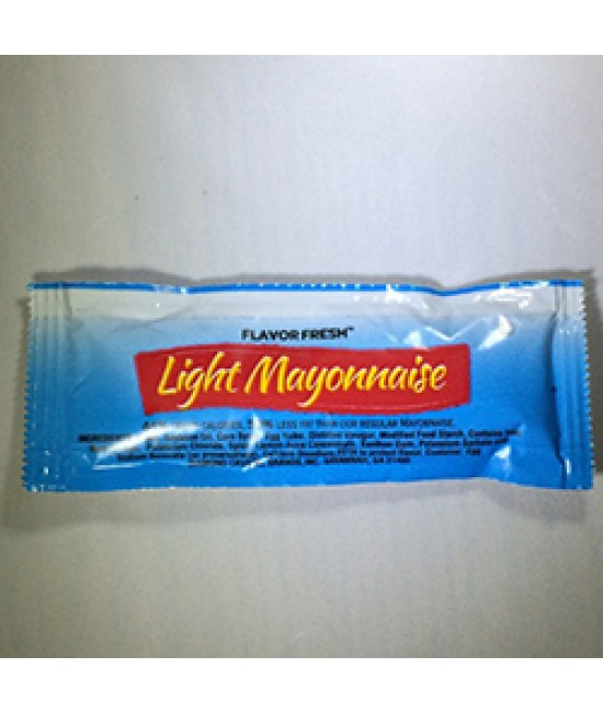 Light Mayonnaise Packet 500ct