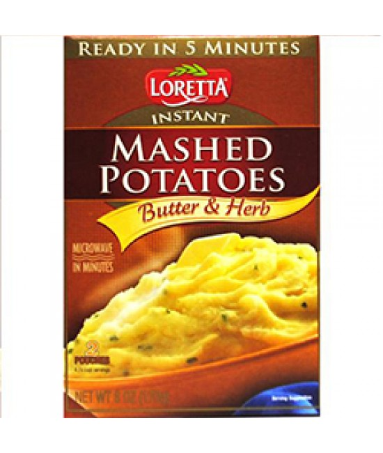Mashed Potatoes Original 12/6oz