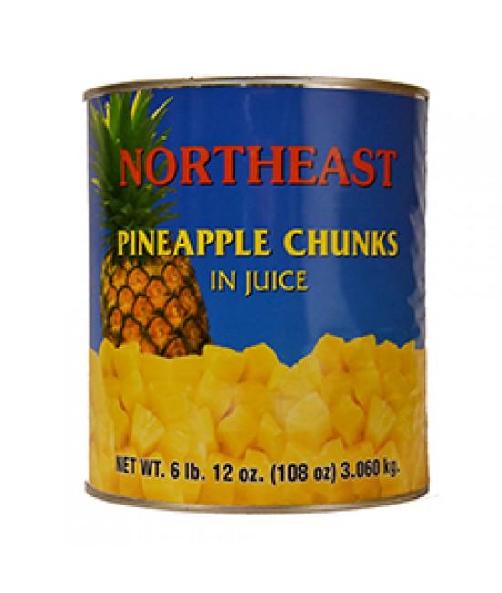 Pineapple Chunks 6/10