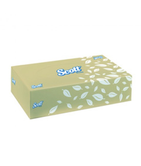 Scott's 2 ply Facial Tissues 64/90