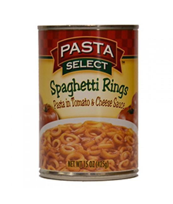 Spaghetti Rings 24/15 oz