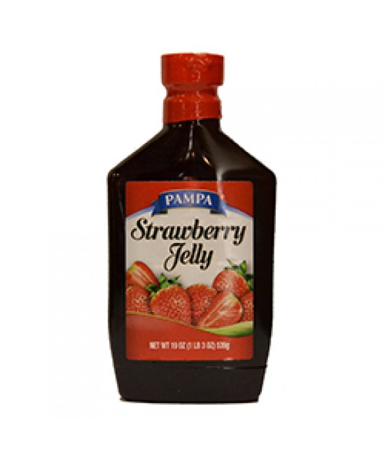 Jelly: Strawberry 12/19oz